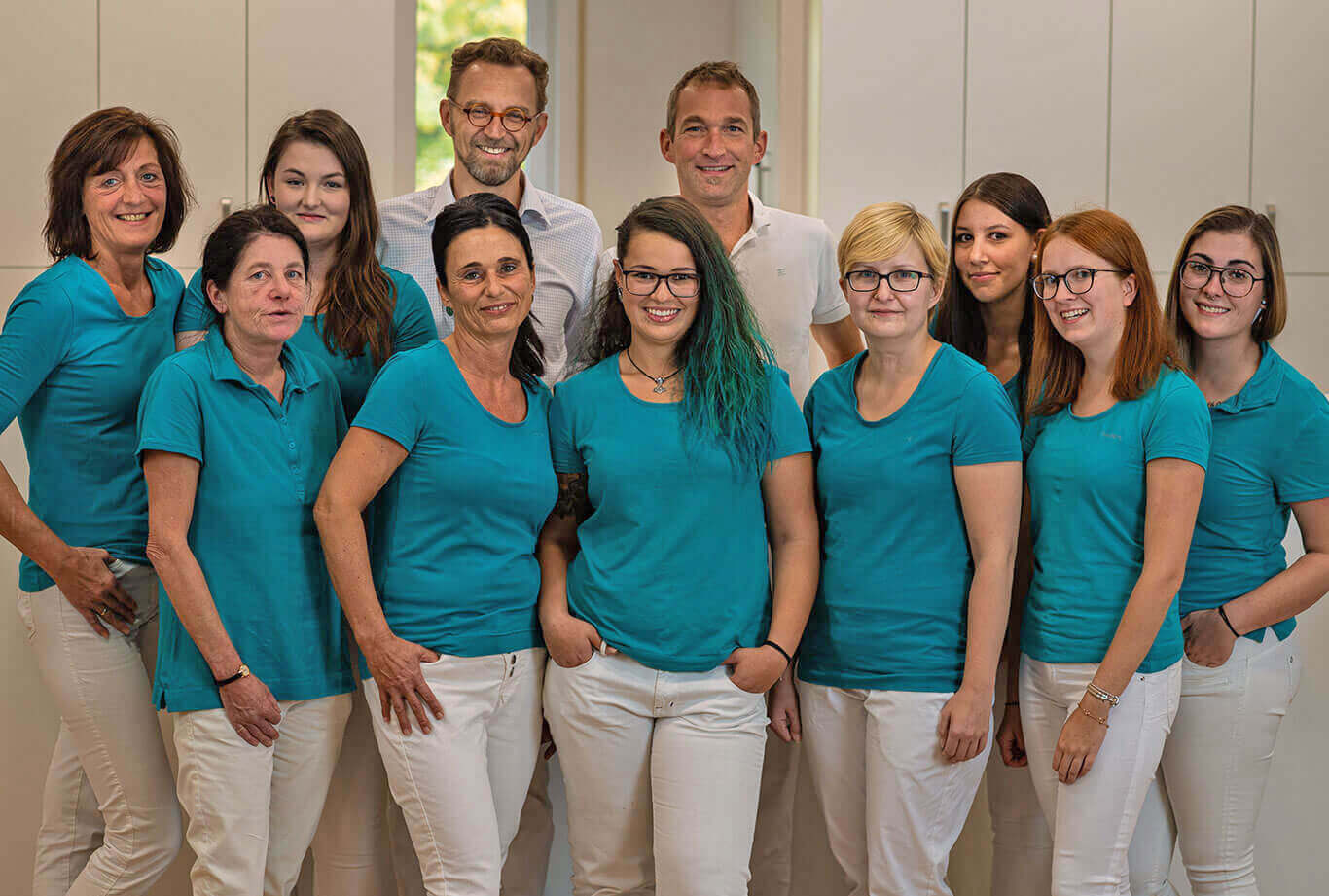 The ENT Joint Practice Kopp-Tichy team